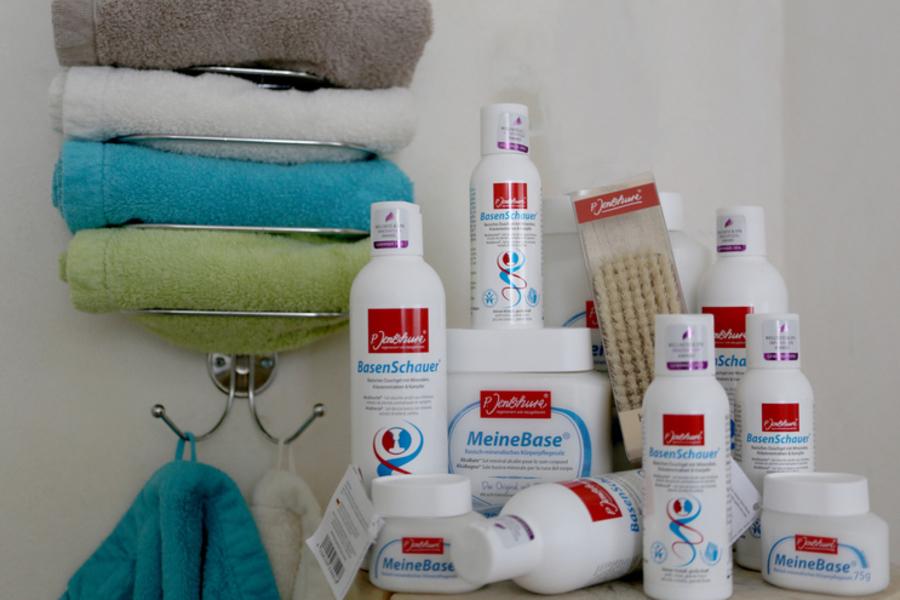 kosmetikstudio beautypur horb silke hassmann Studio Produkte P. Jentschura